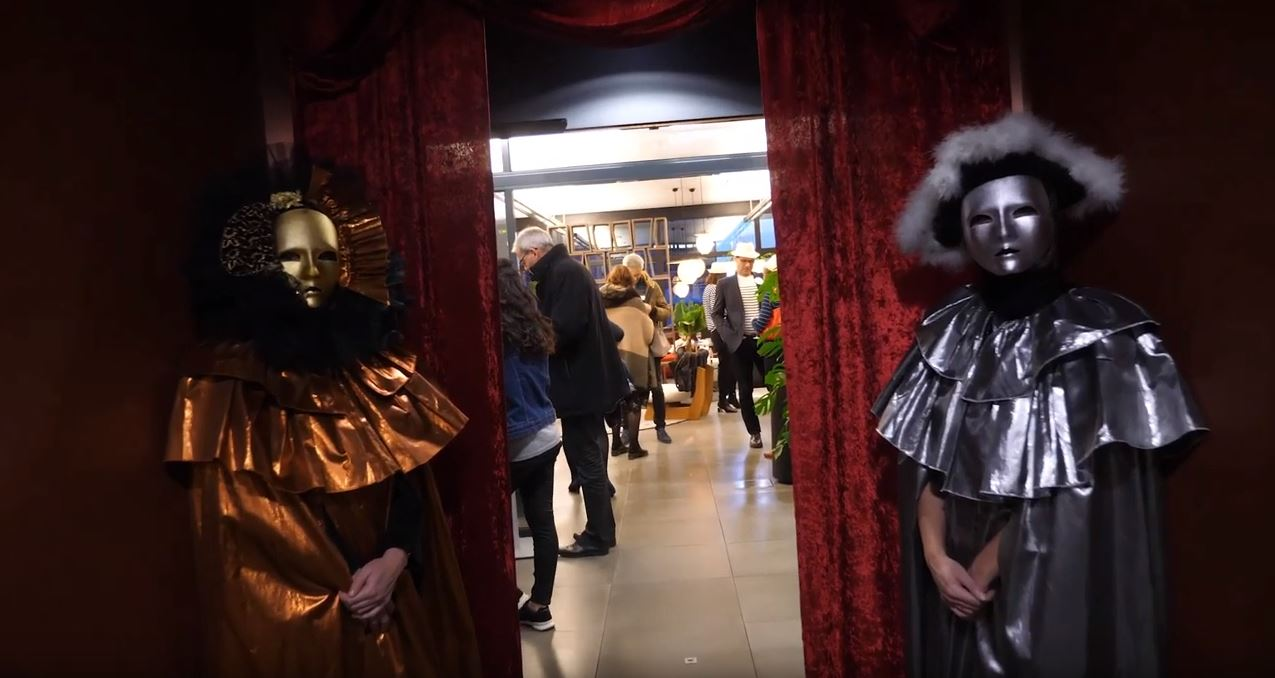 Soirée Carnaval Lyon Confluence